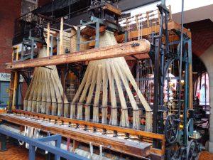 Jacquard Loom, Berlin Technology Museum (Photo: Alan Liu)